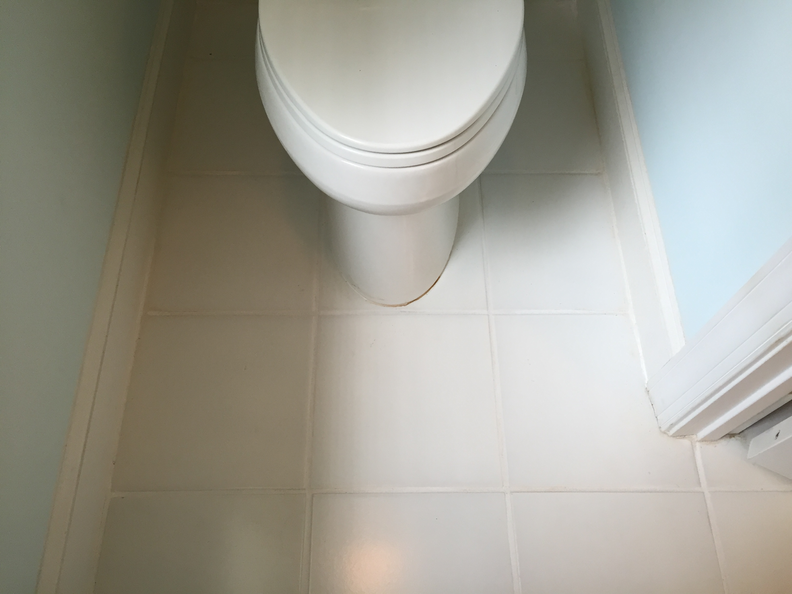 Bathroom Tile Floor Cleaning, Restoration and Sealing, NC