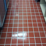 Commercial Tile Floor Restoration in Raleigh NC